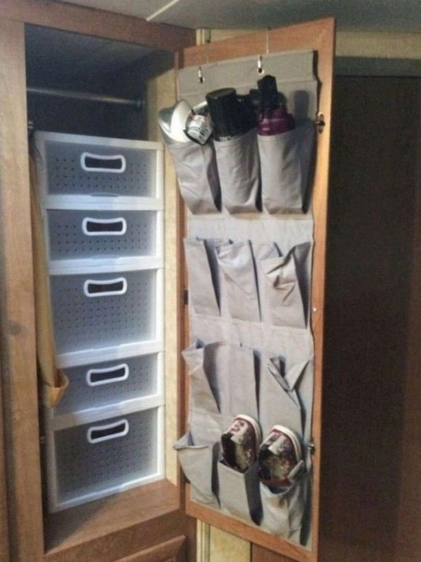 17 Best Hacks Camper Organization For Small Space 12