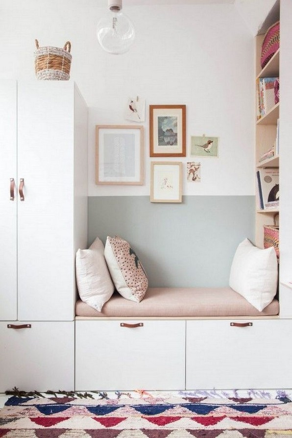 17 Incredible IKEA Bedroom Shelves And Storage Ideas 17