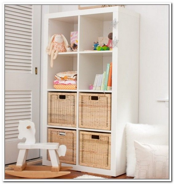 17 Incredible IKEA Bedroom Shelves And Storage Ideas 26