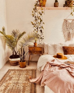 17 Popular Modern Bohemian Bedrooms Ideas 17