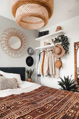 17 Popular Modern Bohemian Bedrooms Ideas 23
