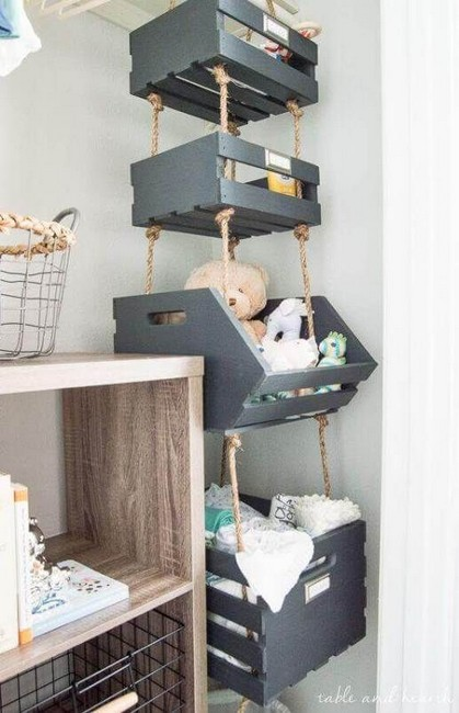 17 Small Space Solutions For Your Room And Storage Ideas 24 1