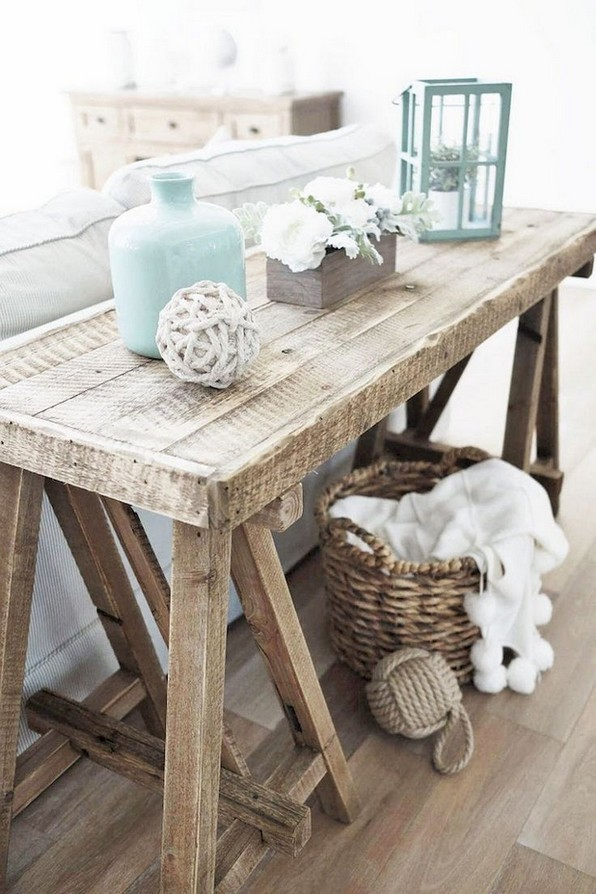 18 Beautiful Rustic Coastal Farmhouse Style 23