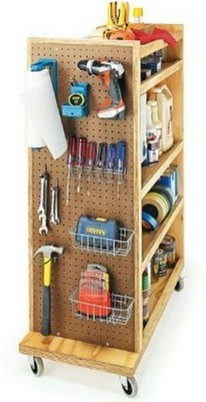 18 Brilliant Ideas How To Organize Your Garage 13