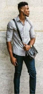 16 Chic Spring And Summer Men Outfits Ideas With Jeans To Try 13