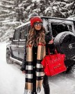 17 Hottest Winter Outfits Ideas With Scarf That Adds To Your Beauty 06