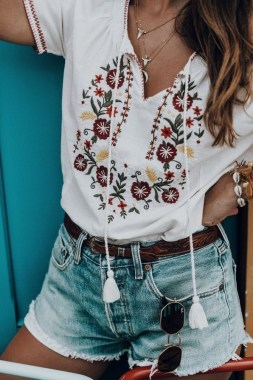17 Relaxing Clothes Ideas For Summer 2019 To Try 06