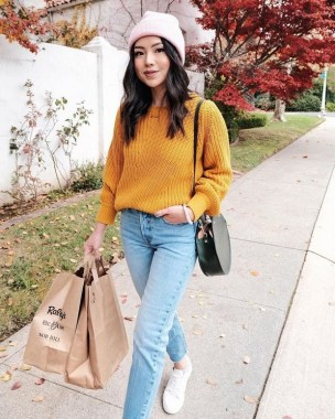 17 Rustic Colorful Jumpers Ideas For Winter 27