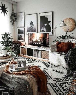 18 Awesome Apartment Interior Decorating And Design Ideas 20