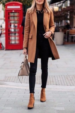 18 Chic Winter Outfits Ideas For Work In 2019 15