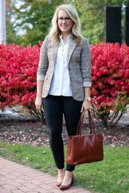 18 Chic Winter Outfits Ideas For Work In 2019 20