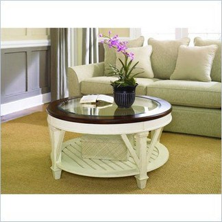 18 Classy Round Glass Coffee Table Designs Ideas For Living Room 21