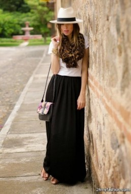 18 Creative Outfit Ideas With Skirts For Women 06