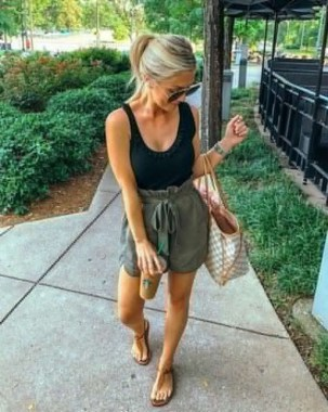 18 Creative Spring Outfit Ideas For Women 03