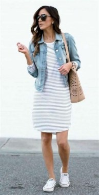 18 Creative Spring Outfit Ideas For Women 15