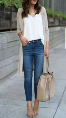 18 Creative Spring Outfit Ideas For Women 25