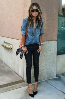 18 Creative Spring Outfit Ideas For Women 27