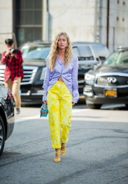 18 Lovely Street Style Outfit Ideas For Summer 11