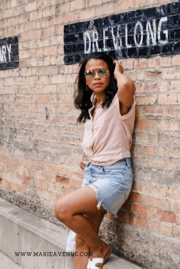 18 Modern Outfits Style For Women In Summer This Year 27