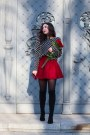 18 Vintage Outfits Ideas For Valentines Day 16