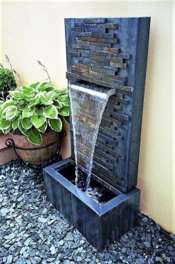 19 Amazing Water Features Design Ideas On A Budget Best For Garden And Backyard 22