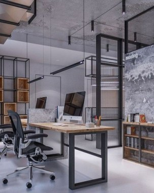 19 Beautiful Office Furniture Design Ideas 07