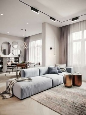 19 Best Living Room Designs That Abound With Minimalism 10
