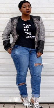 19 Flawless Plus Size Outfits Design Ideas For Women 06