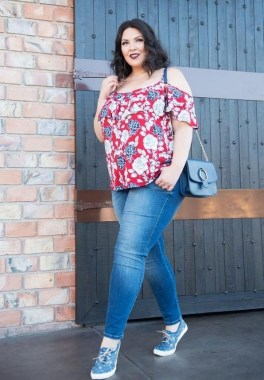 19 Flawless Plus Size Outfits Design Ideas For Women 08
