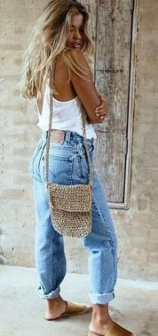 19 Latest Jeans Outfit Ideas For Spring And Summer 01