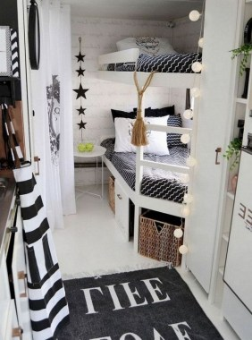 19 Stuning Rv Camper Makeover Ideas Collections 13