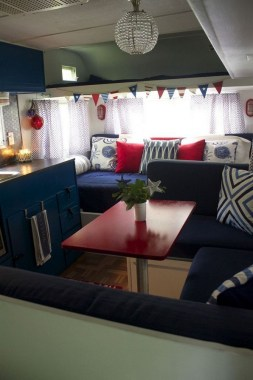 19 Stuning Rv Camper Makeover Ideas Collections 25
