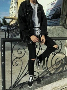 20 Catchy Outfit Street Style Ideas For Men 2019 16