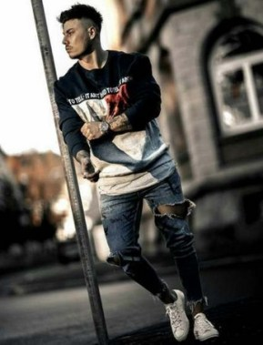 20 Catchy Outfit Street Style Ideas For Men 2019 23