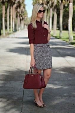 20 Enchanting Work Outfits Ideas To Wear This Summer 23