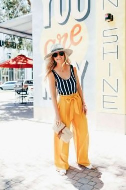 20 Fashionable Dressy Pants Outfits Ideas For Summer 20