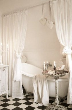 20 Finest Shabby Chic Bed Canopy Designs Ideas 07