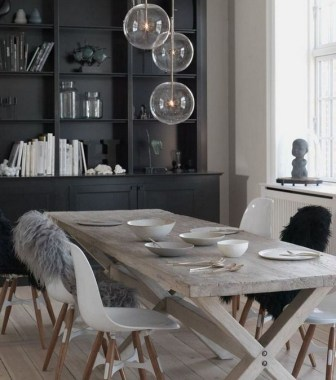 20 Pretty Classic Dining Room Trends Ideas 16