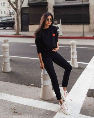 20 Unordinary Women Black Jeans Outfits Ideas For Spring And Summer In 2019 05