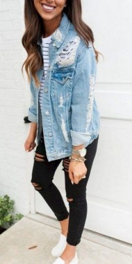 20 Unordinary Women Black Jeans Outfits Ideas For Spring And Summer In 2019 28