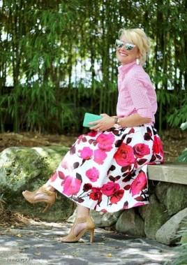 21 Best Ideas To Wear Floral On Spring 02