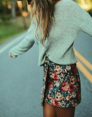 21 Best Ideas To Wear Floral On Spring 23