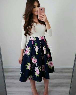 21 Best Ideas To Wear Floral 01