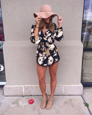 21 Best Ideas To Wear Floral 20