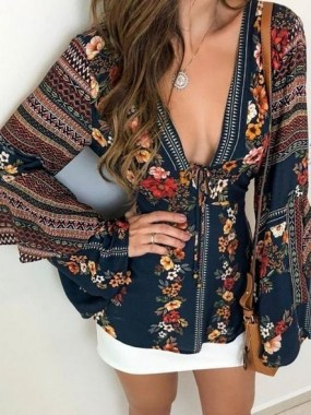 21 Unusual Boho Outfit Ideas For Women Will Love 32