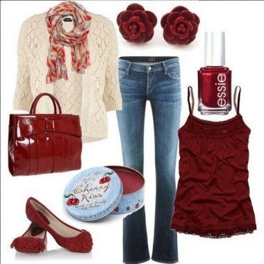 17 Beautiful Polyvore Outfits Ideas For Valentine'S Day 17