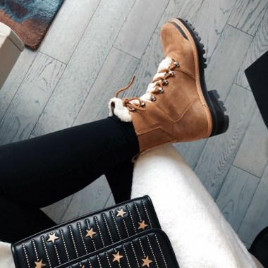 17 Best Tips To Wear Boots In Winter Ideas You Can Try 20 1