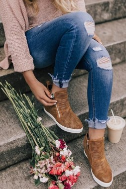 17 Cute Flat Shoes For Women Work Outfits This Fall Ideas 02 1