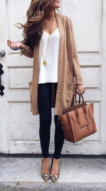 17 Cute Flat Shoes For Women Work Outfits This Fall Ideas 09 1