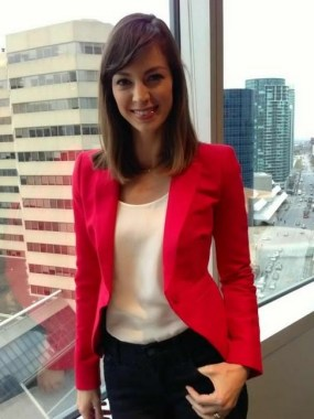 17 Cute Red Blazers Outfit Ideas For Girls 15